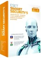 Лицензия ESET NOD32 Smart Security на 1 год (CARD3) на 3 ПК